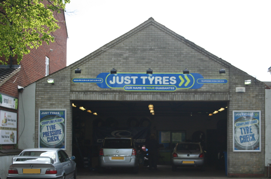 Bedford Tyres Next Day Fitting From