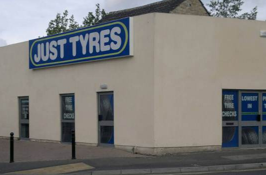 Just Tyres Chesterfield