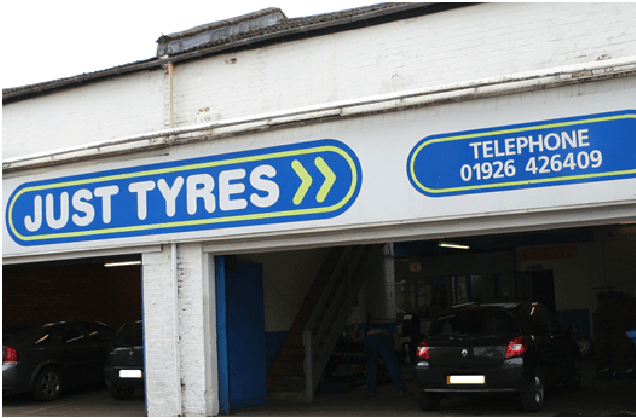 Just Tyres Leamington Spa