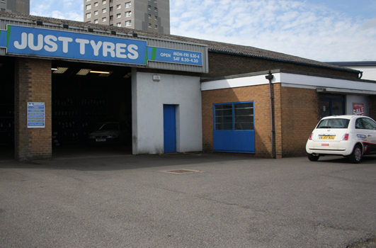 Just Tyres Scunthorpe