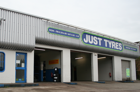 Just Tyres Solihull