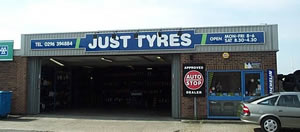 Just Tyres in Aylesbury