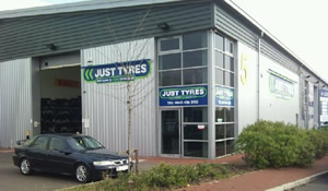 Just Tyres in Sutton