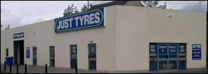 Just Tyres in Lewes