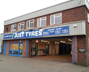 Just Tyres in Nuneaton