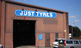 Just Tyres in Tonbridge